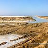 Salt mining, Walvis Bay, Namibia