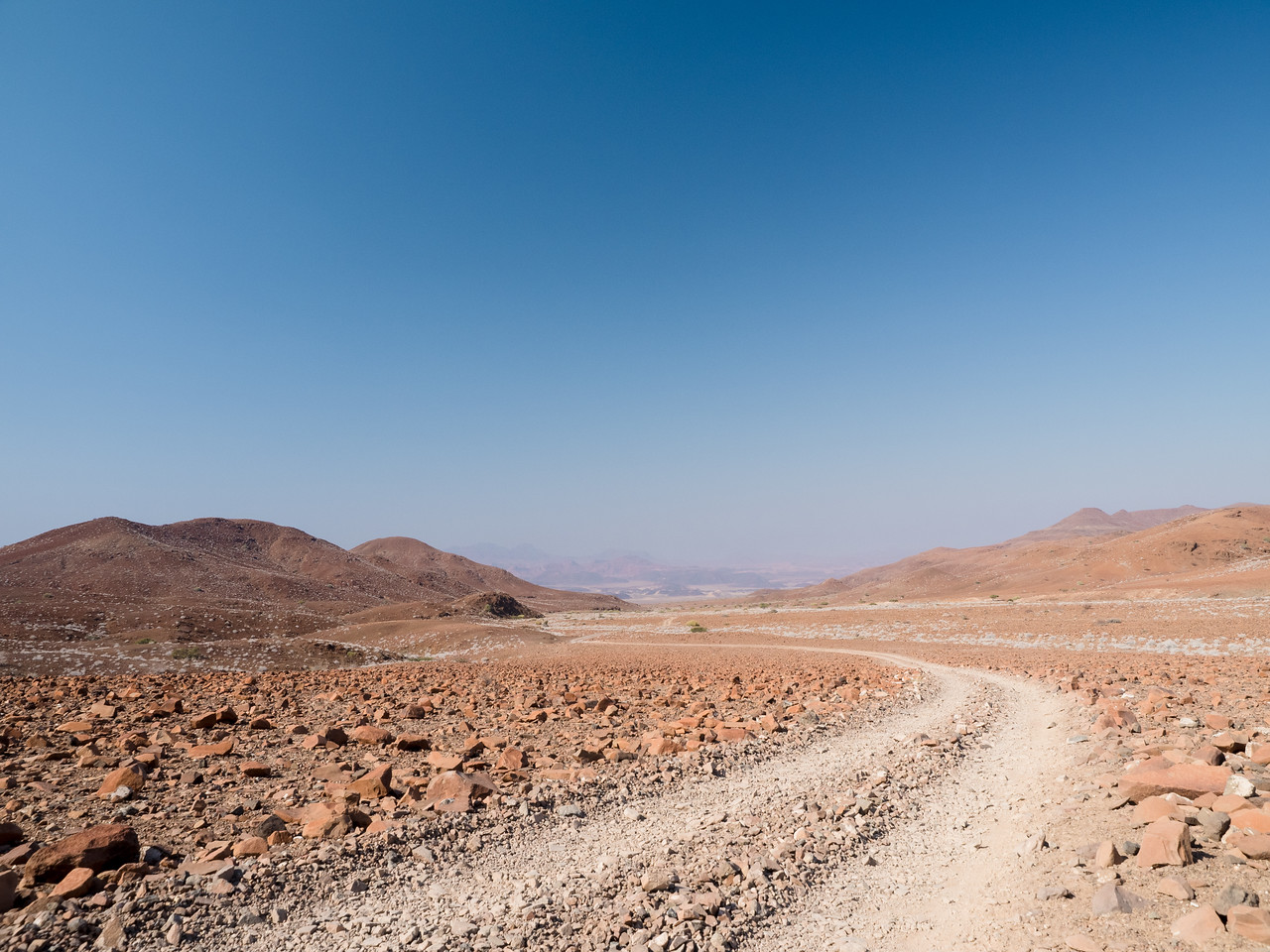 Desolation Valley, Nambia