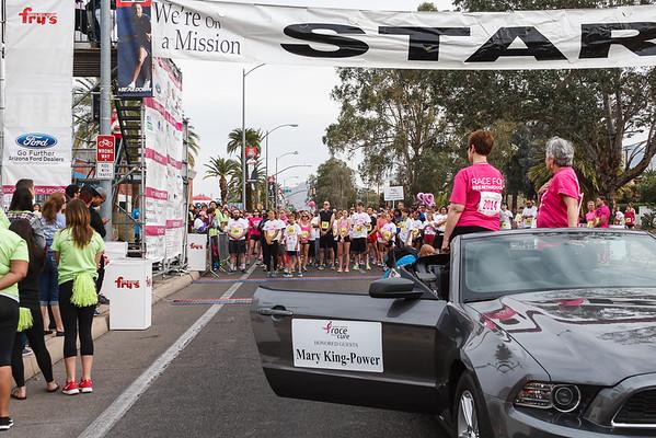 2014 Race Start