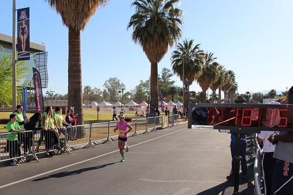 2015 5K Race - Finish