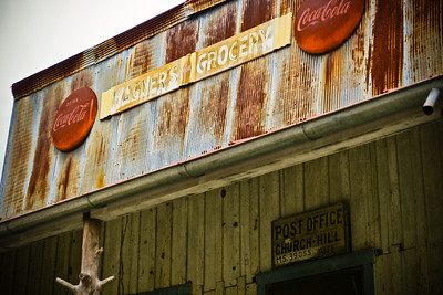 Wagner's Grocery - Church Hill Mississippi