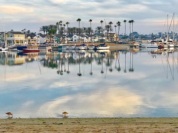 Newport Beach, Dec 2017