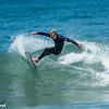 Surfing at Trestles