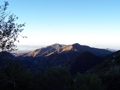 Bear Flat - Mount Baldy