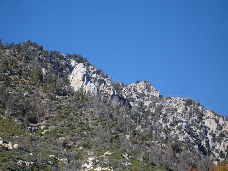 Coffman Crag and Upper Tram Station I