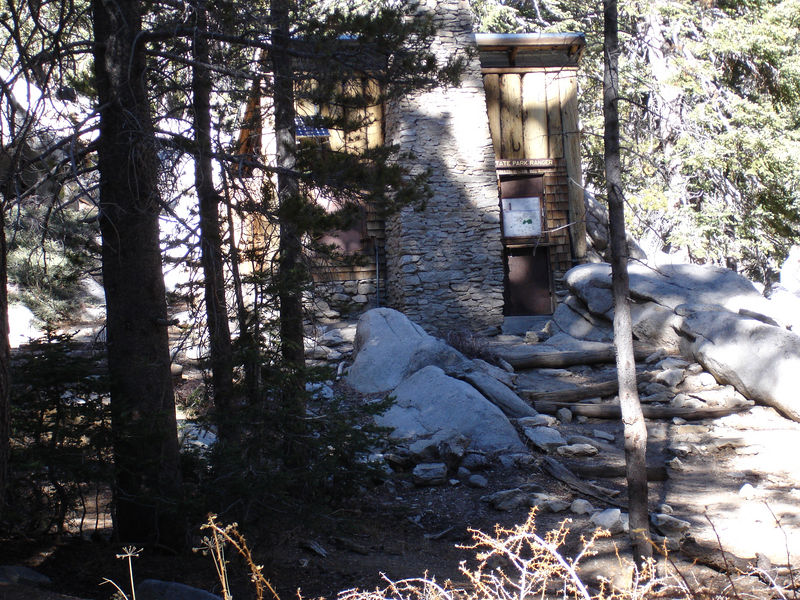 Round Valley Ranger Station
