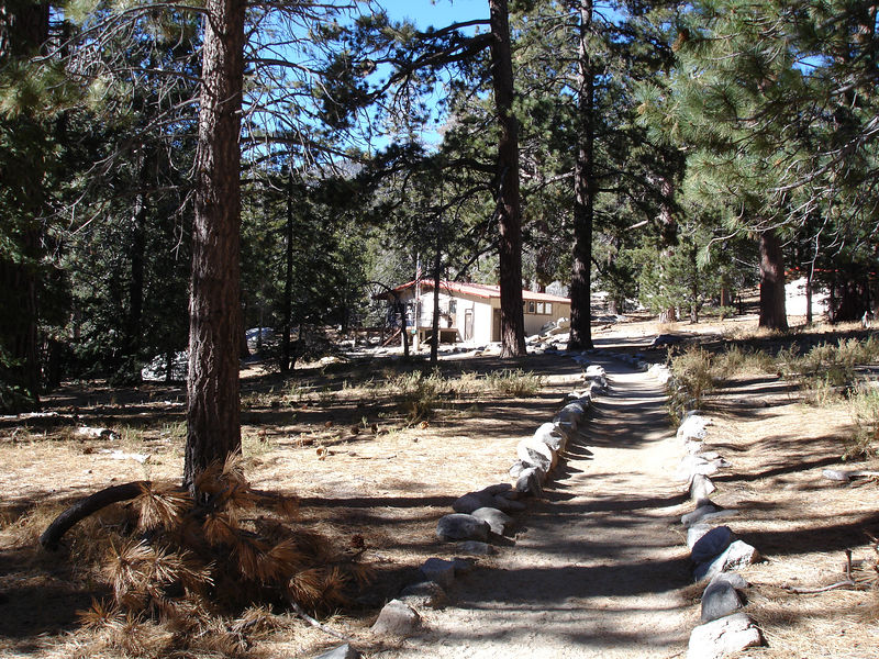 Ranger Station and Trail Permits, Long Valley