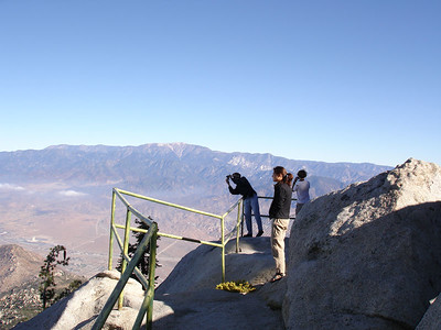 San Jacinto Peak - Folley Peak - Fuller Ridge
