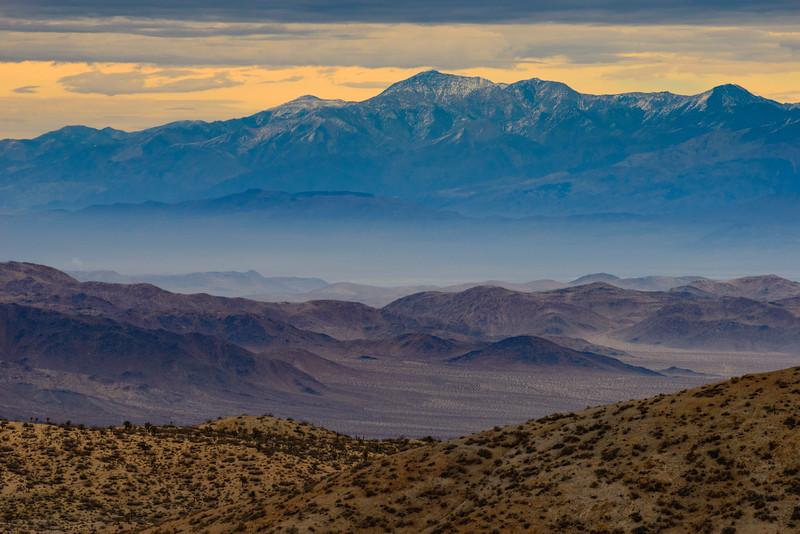 Peaks and Hills
