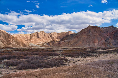 Landscape near China Ranch