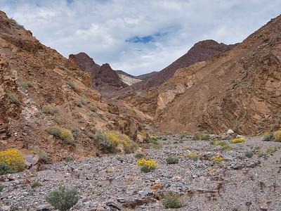 Mouth of Kaleidoscope Canyon