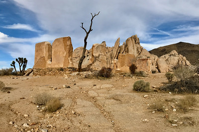 Ryan Ranch ruins