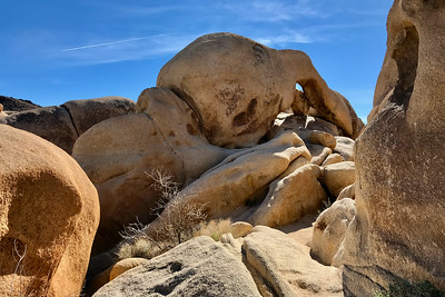 Interesting rock formation in JTNP