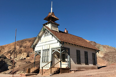 Calico school house