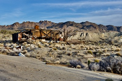 Death Valley mine