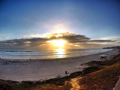 Glorious Sunset II