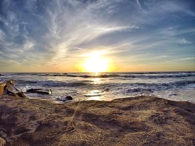 Sandy Bottom Sunset