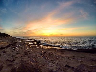 Sunset's Spectacular Finish