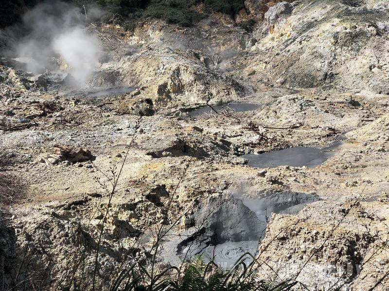 Sulphur Springs - Boiling Pots