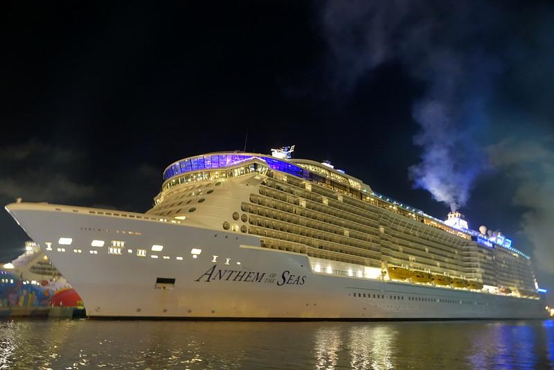 San Juan Port Of Call Nov 30th, 2016
