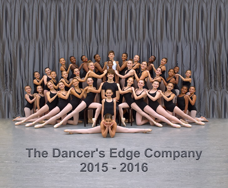 Dancer's Edge 2015-16 use for 8 x 10 photos