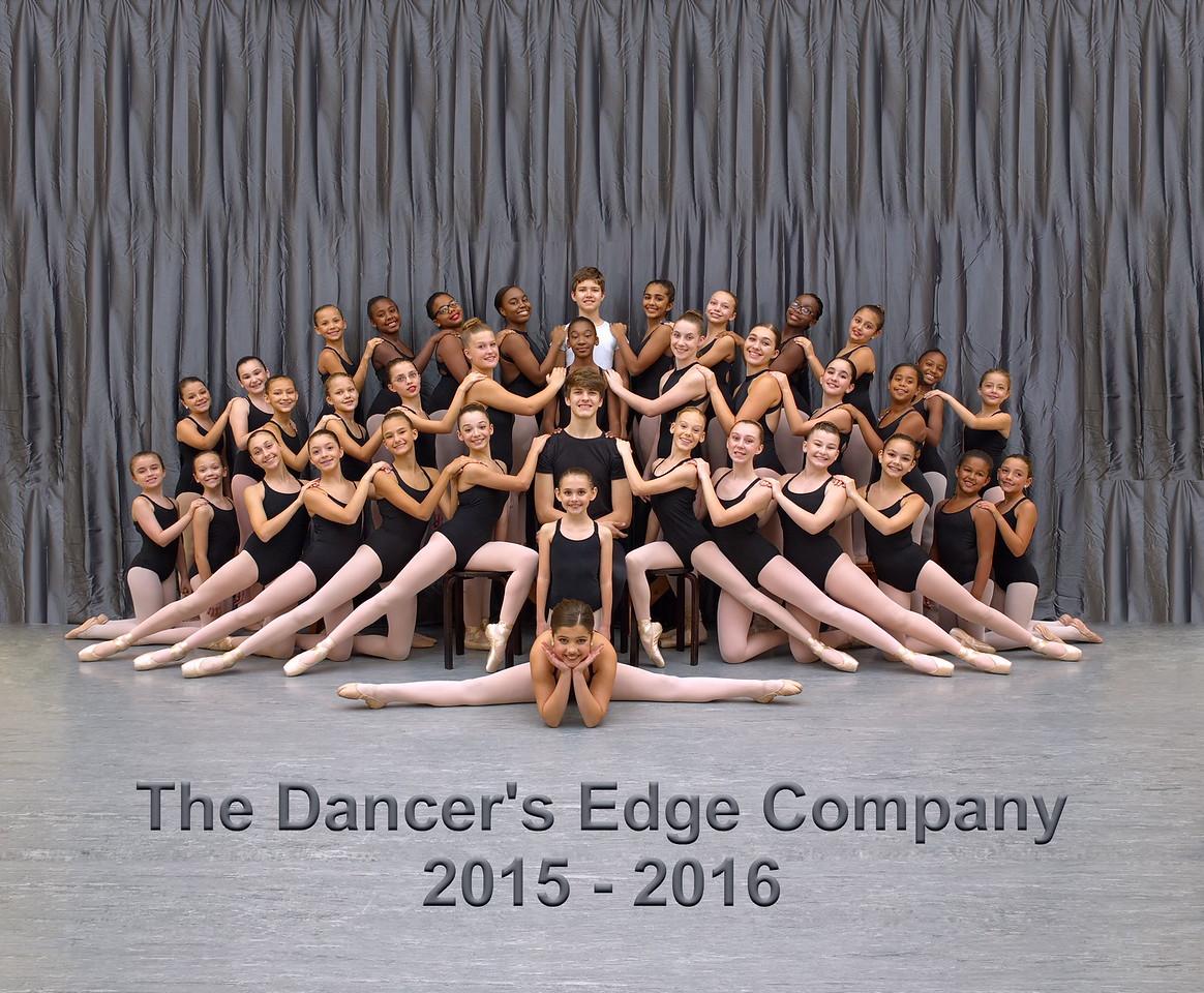 Dancer's Edge 2015-16 use for 8 x 10 photos