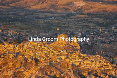 Sunrise on Uchisar