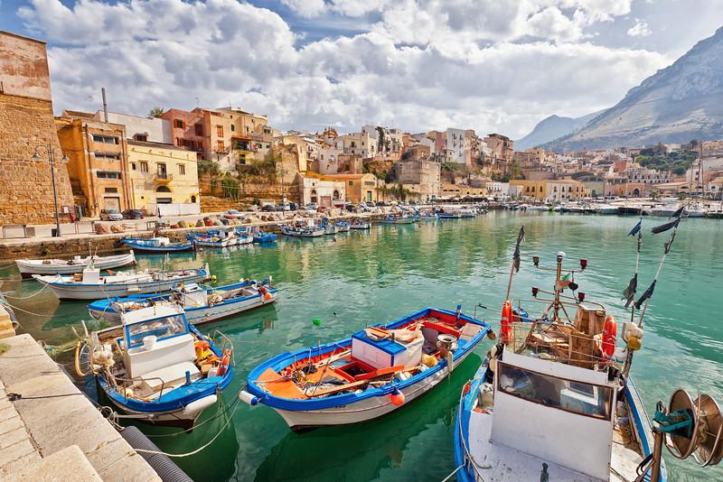 Sicily, Castellammare del Golfo