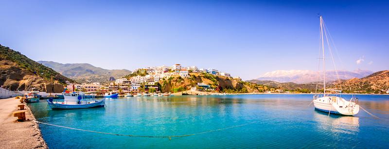Crete, Agia Galini