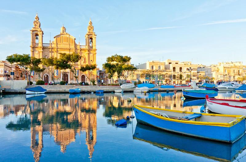 Malta, Marsa