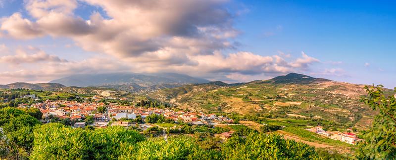 Cyprus, Troodos