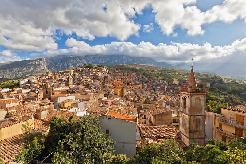 Sicily, Isnello
