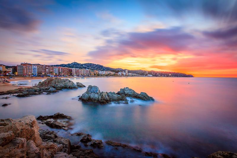 Spain, Lloret de mar