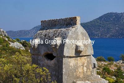 Ancient Lycian Tomb