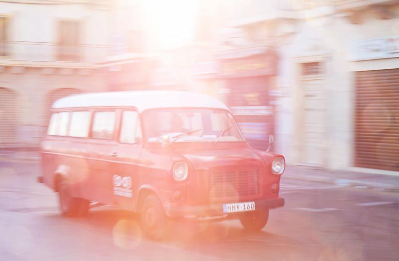 Malta, Car Panning in Birzebugga