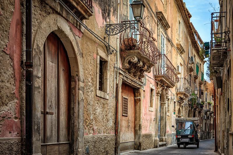 Sicily, Ortigia