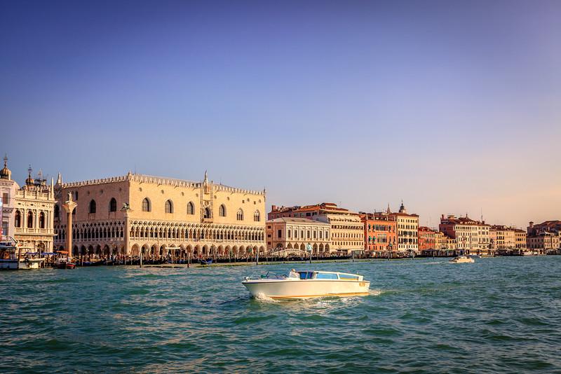 Venice Giudecca Canal
