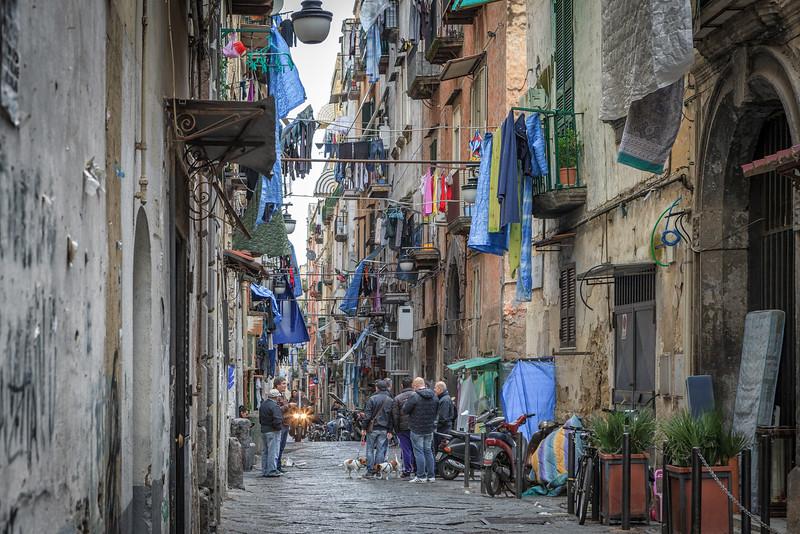 Italy, Naples