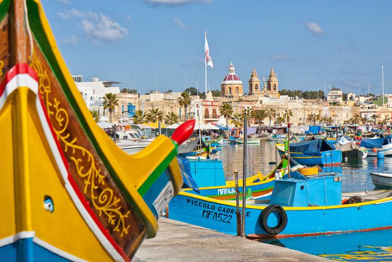 Malta, Marsaxlockk