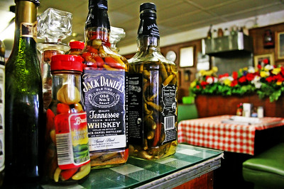 Southern Food! The best in the world. From fried chicken to bottled peppers, we have it all!