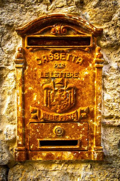 Rusty Mail