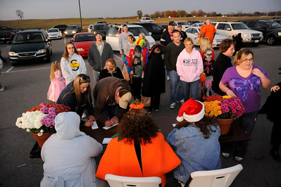 Trunk or Treat 2010