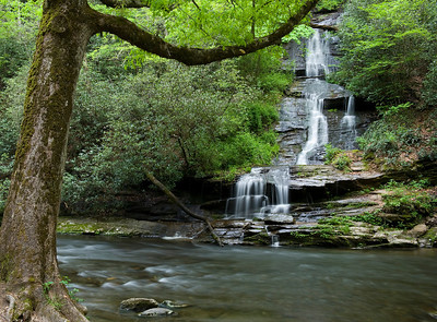 Tom's Branch Falls