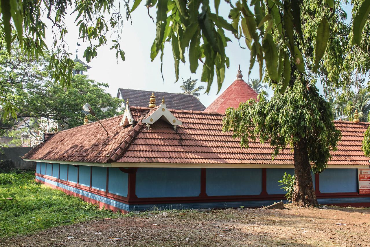 Hindu Temple in Mattancherry