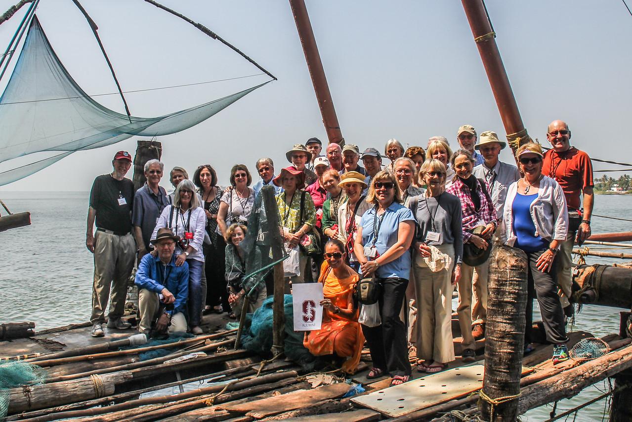 Stanford Alumni Group Photo