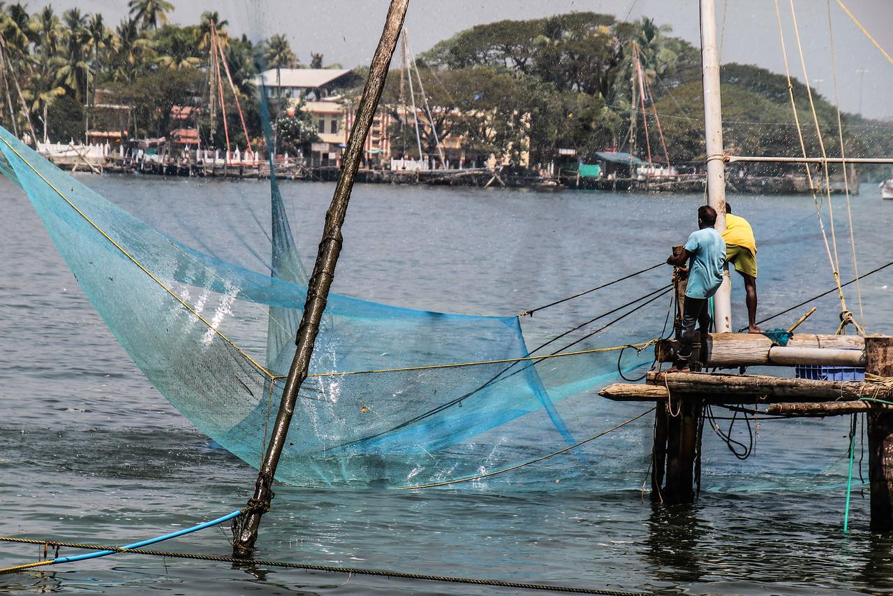 Chinese Fishing Nets (Kochi)