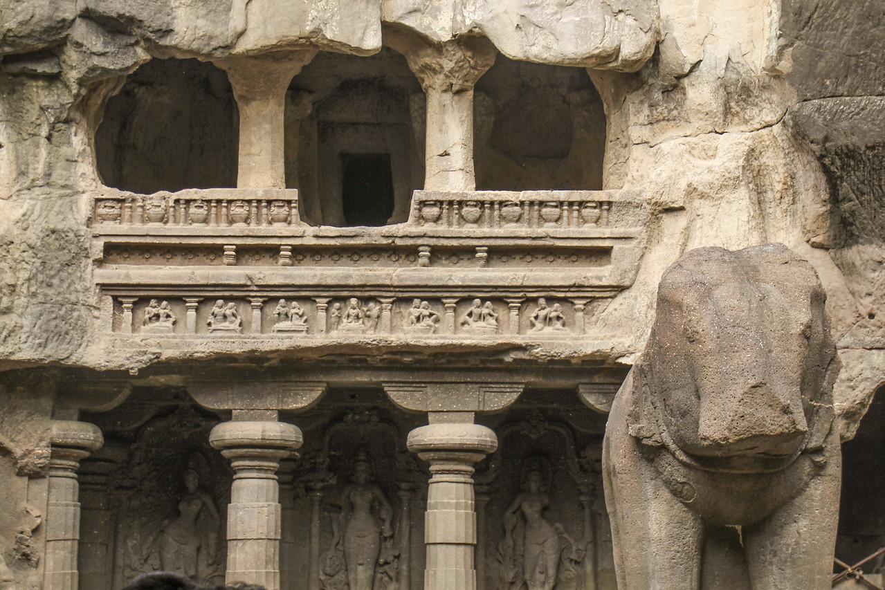 Kailash Temple (Ellora - 8th C)