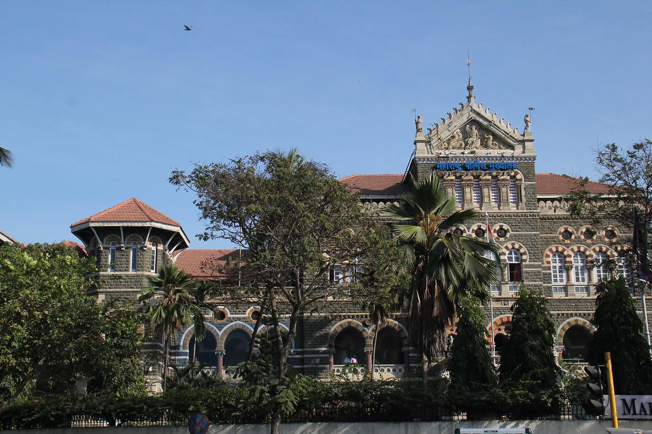 Mumbai Police HQ (1896)