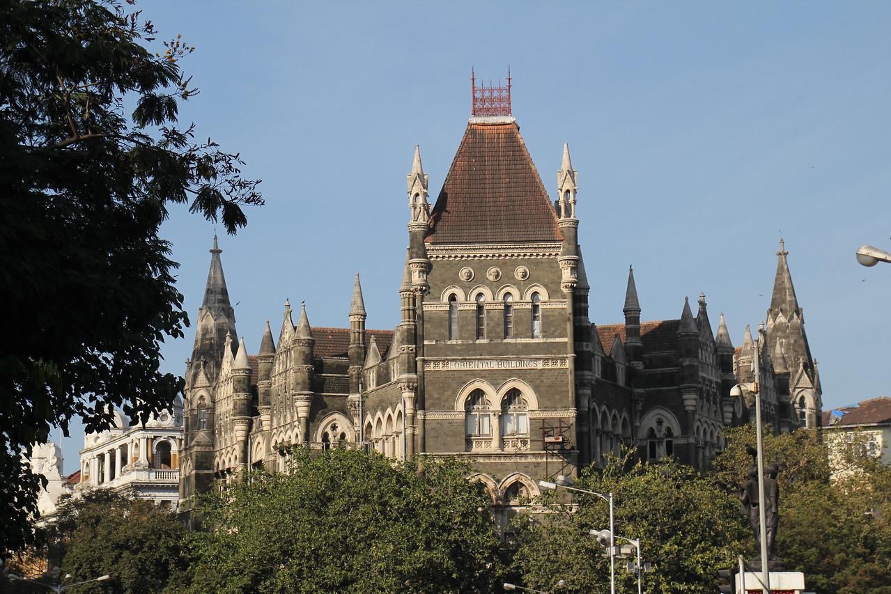 Mumbai Oriental Building (1885)