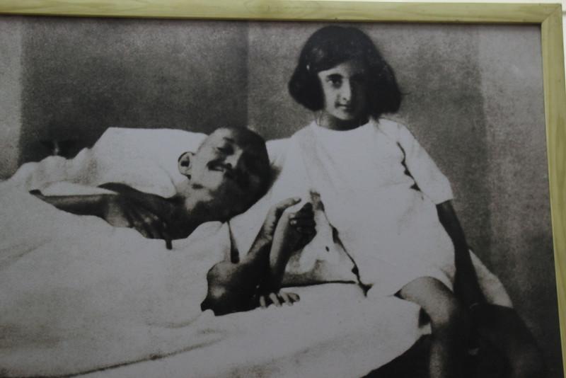 Gandhi Residence Mani Bhavan